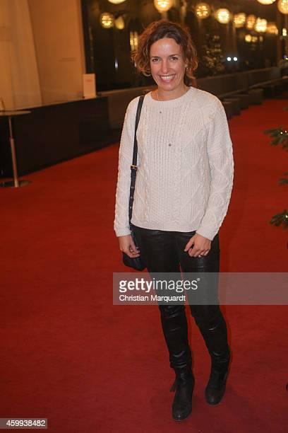 Ullrike Beck attends the 'Mein Mali' Book Presentation at Komische Oper on December 4 2014 in Berlin