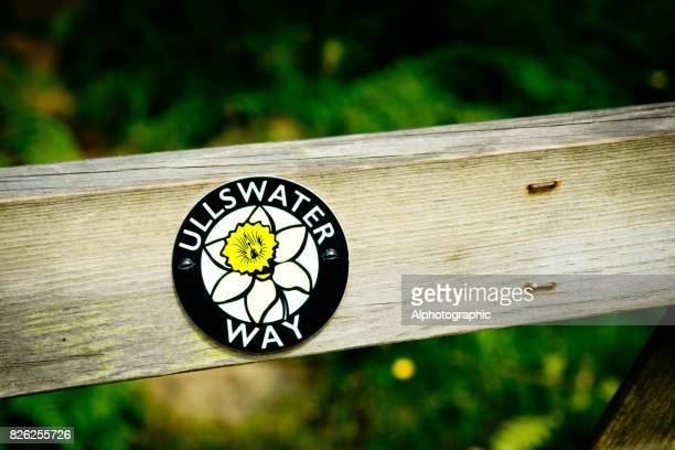 Ullswater Way sign