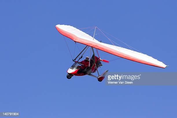 ulm aircraft - aereo ultraleggero foto e immagini stock