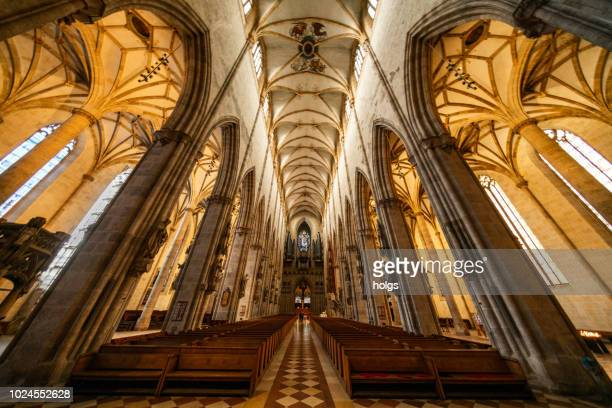 ulm munster, germany, europe - ulm stock pictures, royalty-free photos & images