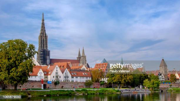 ulm (baden-württemberg, germany) - ulm stock pictures, royalty-free photos & images