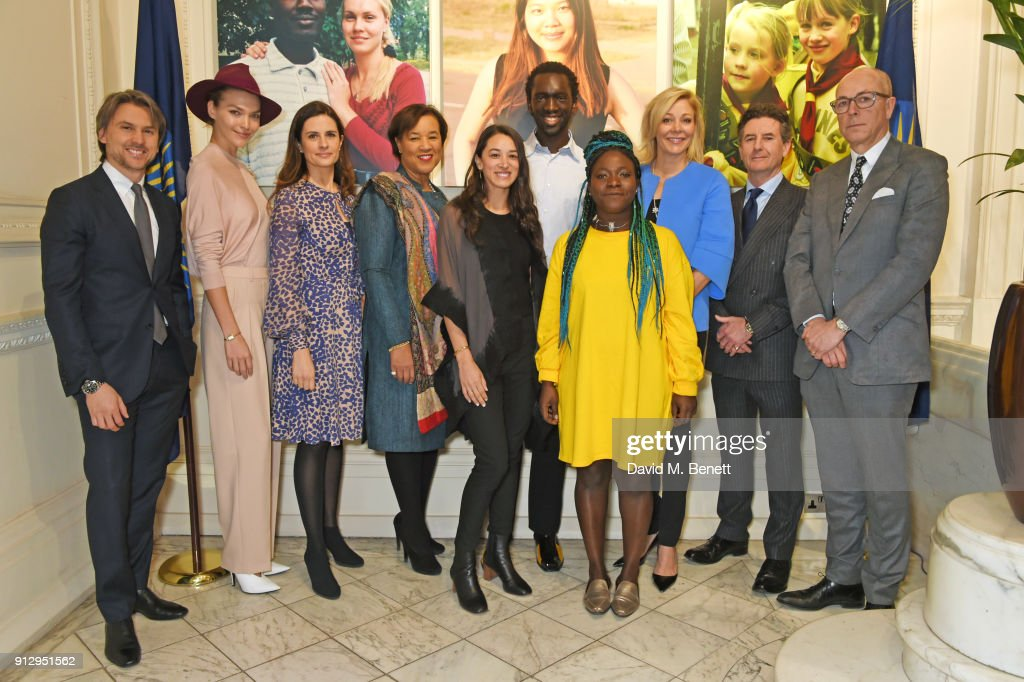 Launch Of The Commonwealth Fashion Exchange
