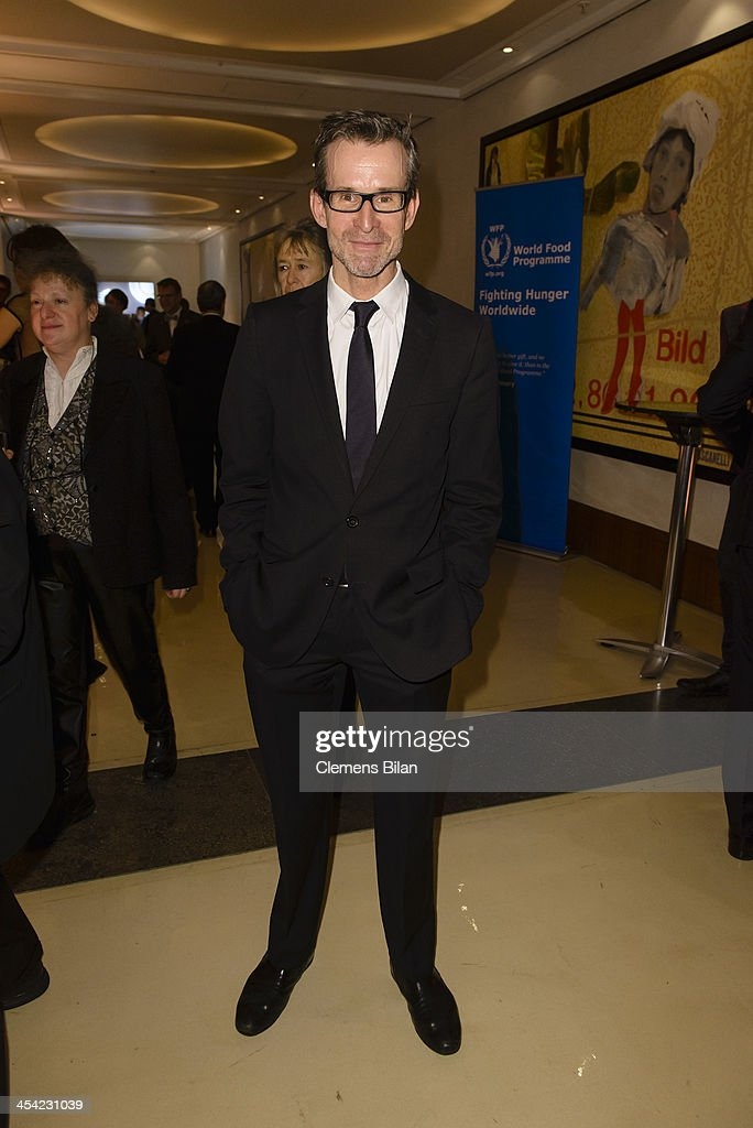 Ulrich Matthes poses at the aftershow party of the European Film Awards 2013 on December 7, 2013 in Berlin, Germany.