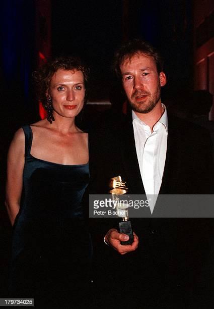 Ulrich NoethenEhefrau Friedericke WagnerARDDie Nacht der Stars Verleihung vom Deutschen Bundesfilmpreis