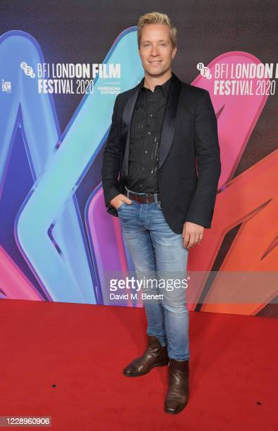 Ulrich Schrauth LFF Expanded Programmer attends the XR Presentation during the 64th BFI London Film Festival at BFI Southbank on October 8 2020 in...