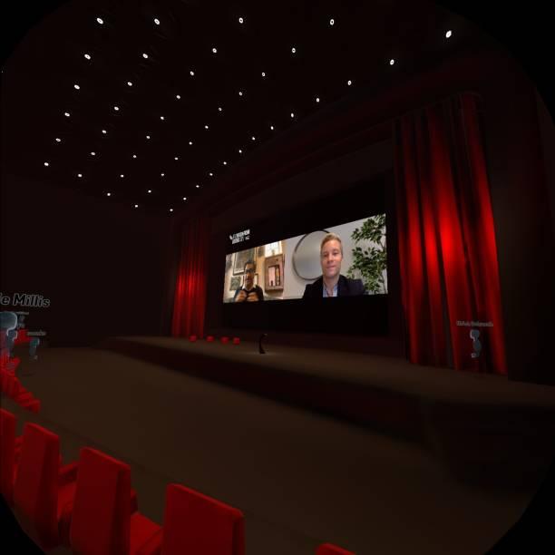 GBR: LFF Expanded 360 Films - 64th BFI London Film Festival