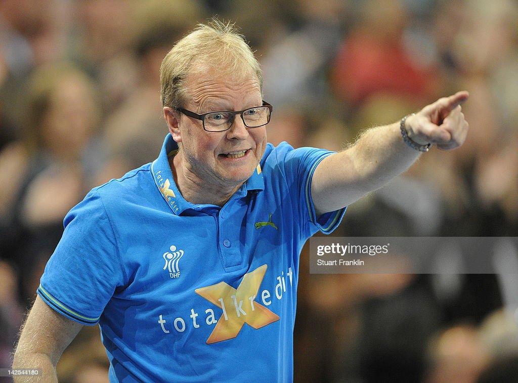 Germany v Denmark  - Handball International Friendly