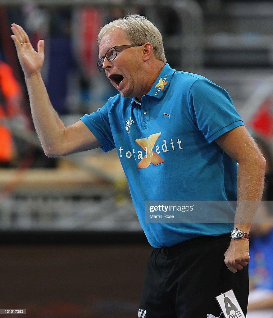 Denmark v Spain - Men's Handball Supercup