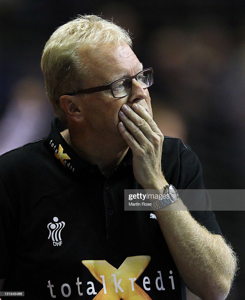 Germany v Denmark - Men's Handball Supercup