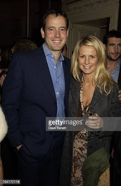 Ulrika Jonsson And Her Husband Lance Gerrard Wright Love Actually Movie Premiere After Party At The In Out Club London