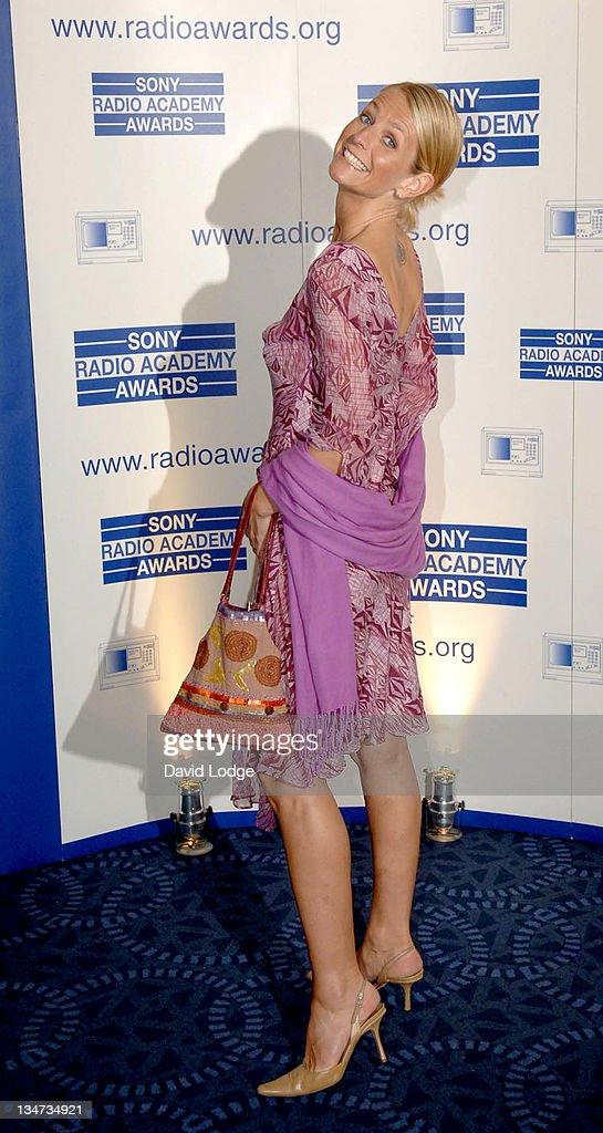 2005 Sony Radio Academy Awards - Arrivals