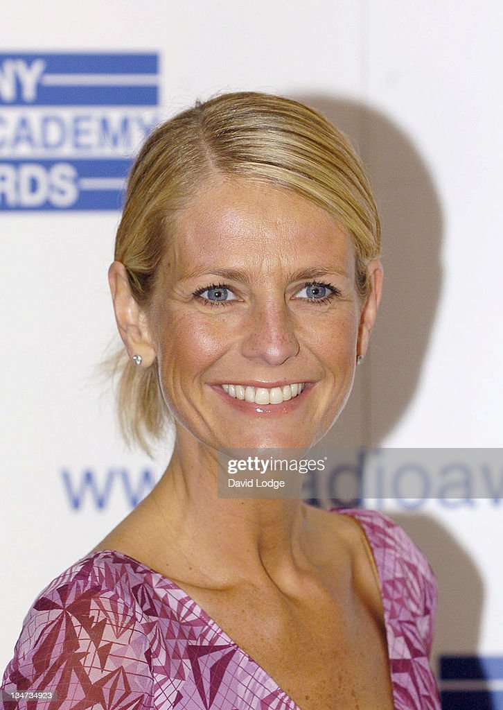 2005 Sony Radio Academy Awards - Arrivals