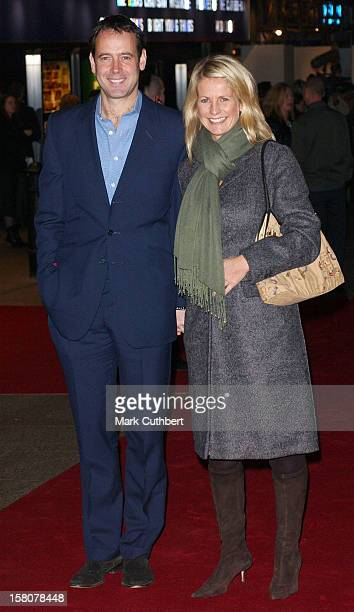 Ulrika Jonsson Lance GerrardWright Attend The 'Love Actually' Premiere In London