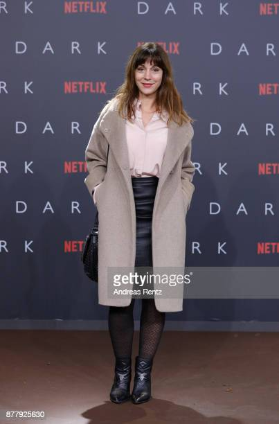 Ulrike C Tscharre attends the premiere of the first German Netflix series 'Dark' at Zoo Palast on November 20 2017 in Berlin Germany
