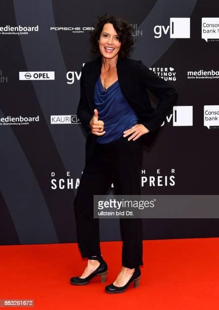 Ulrike Folkerts beim Deutschen Schauspielerpreis 2016 im Zoo Palast Berlin am