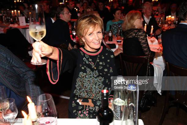 Ulrike Kriener at the celebration party of Radio Gong 963 at Teatro Schuhbeck on November 26 2019 in Munich Germany For the third time Radio Gong 963...