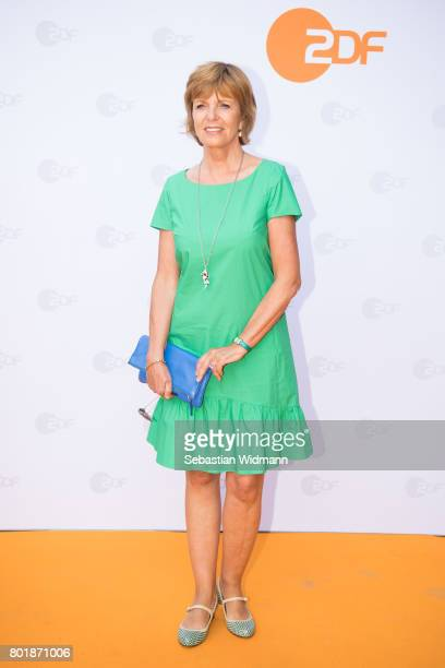 Ulrike Kriener attends the ZDF reception during the Munich Film Festival at Hugo's on June 27 2017 in Munich Germany