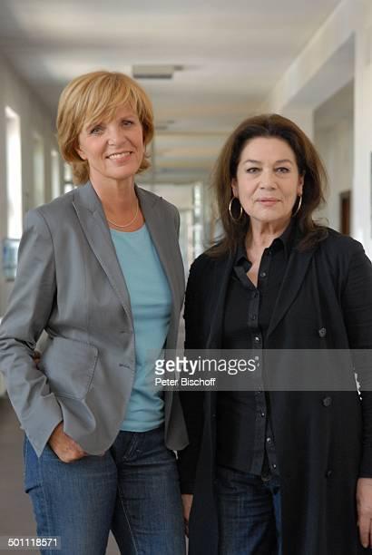 Ulrike Kriener Hannelore Elsner ZDFKrimiReihe Kommissarin Lucas Folge 14 Am Ende muss Glück sein München Bayern Deutschland Europa Präsidium...