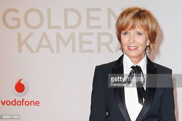 Ulrike Kriener the Goldene Kamera 2016 on February 6 2016 in Hamburg Germany