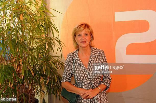 Ulrike Kriener ZDFEmpfang beim Filmfest München 2011 Café Atlas München Bayern Deutschland Europa Logo Schauspielerin Promi BB FTP PNr 1087/2011 Foto...