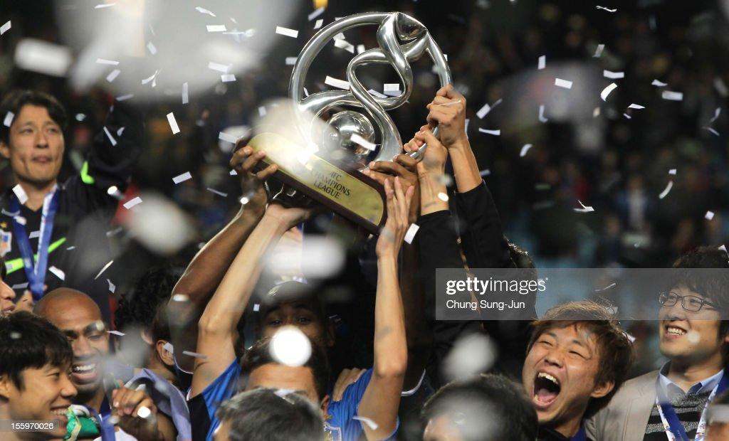 Ulsan Hyundai v Al Ahli - AFC Champions League Final : ニュース写真