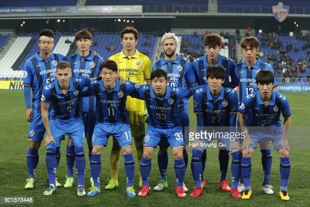 Ulsan Hyundai Fc Pictures and Photos | Getty Images