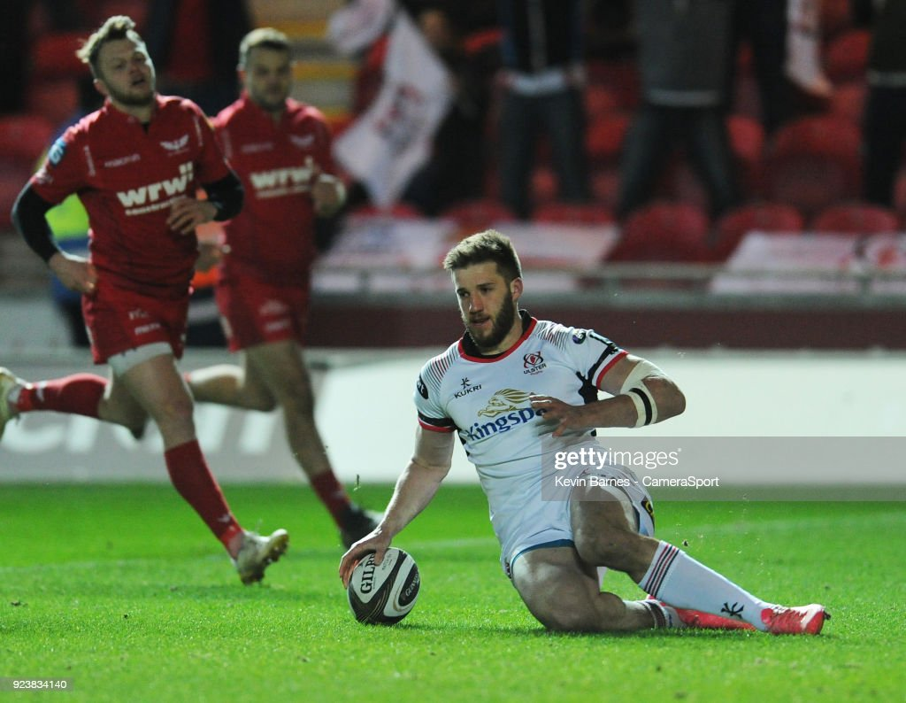 Scarlets v Ulster Rugby - Guinness PRO14 Round 16