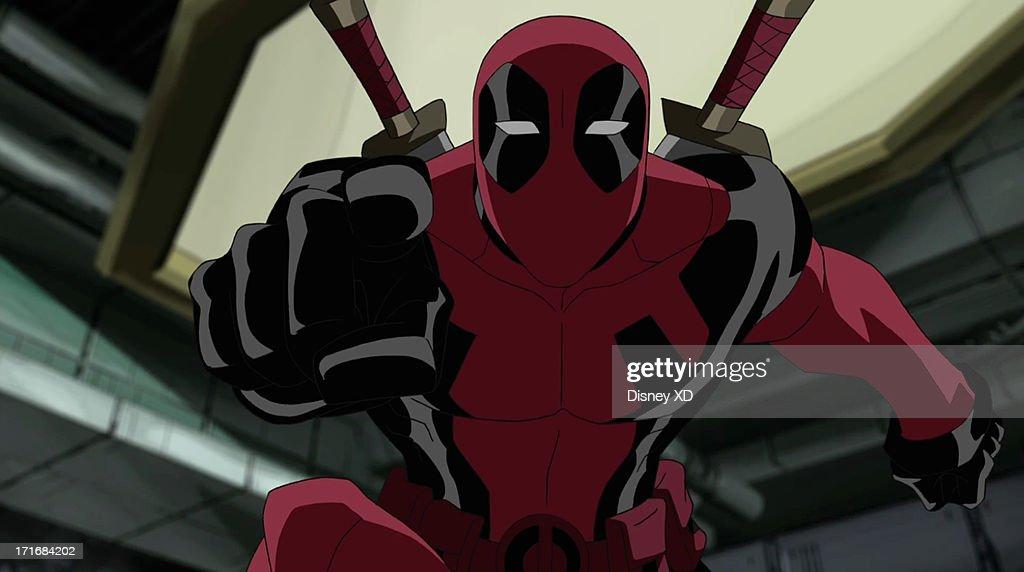 """ Disney XD's """"The Ultimate Spider-Man"""" - Season Two"" : News Photo"
