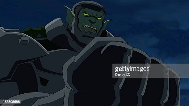 MAN Ultimate SpiderMan fights alone against his own team to save all of New York from being turned into Green Goblins This episode of Marvel's...