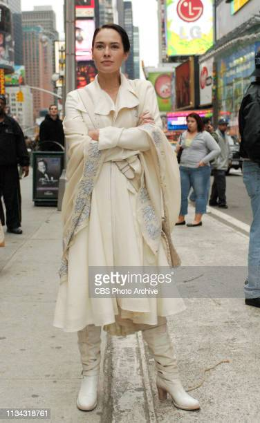 Ultra a projected television pilot for CBS network Based on a superhero story Starring Lena Headey as Penny Image dated April 12 2006
