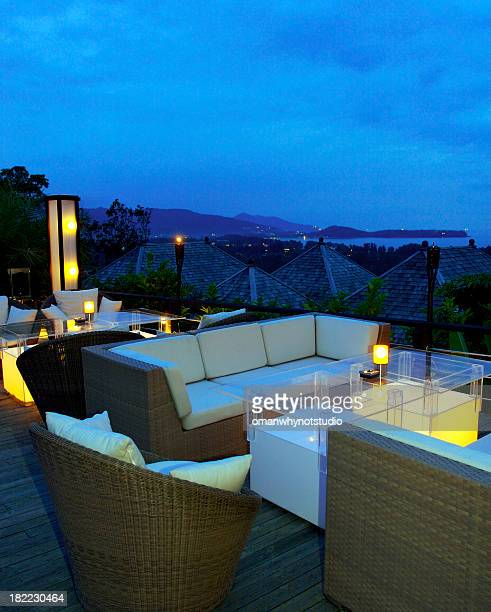 Ultra Cool Rooftop Lounge
