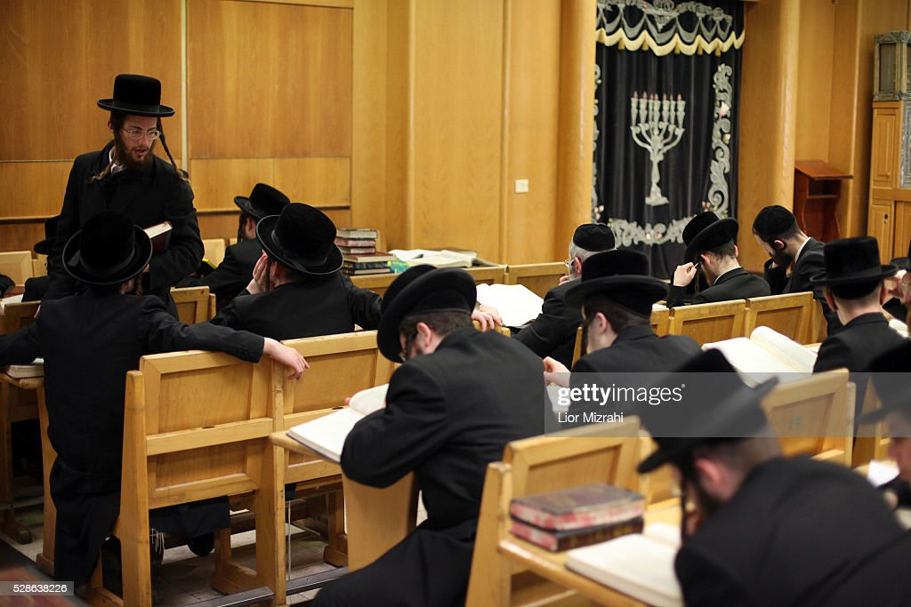 Image result for inside a synagogue getty images