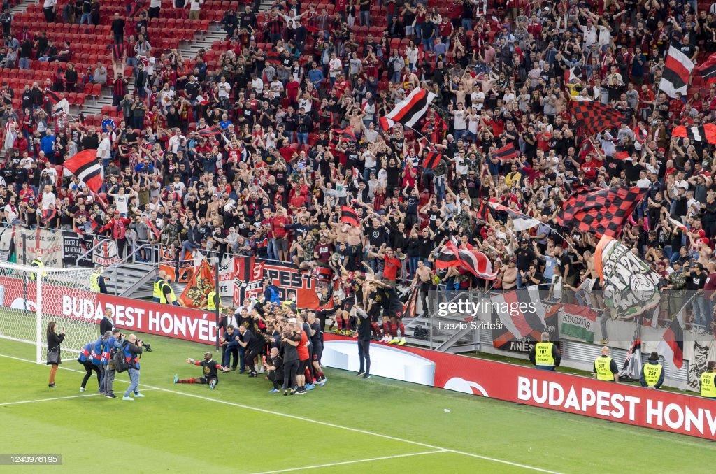 Budapest Honved v Mezokovesd Zsory FC - Hungarian Cup Final : News Photo