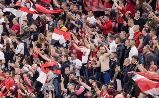 HUN: Budapest Honved v Mezokovesd Zsory FC - Hungarian Cup Final