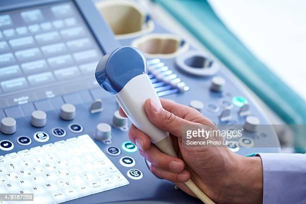 Ultrasound transducer