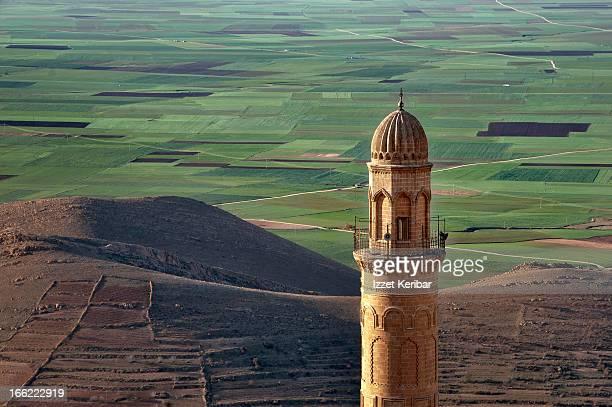 Ulu Mosque and Mesopotamia