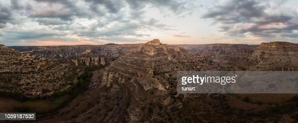 ulubey canyon, usak, turkey - anatolia stock pictures, royalty-free photos & images