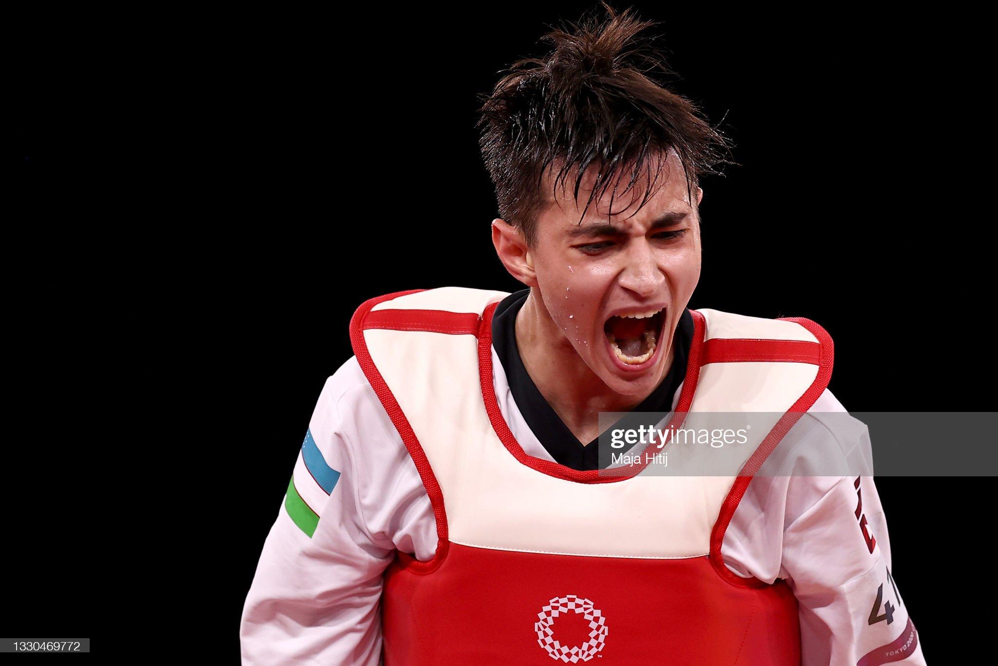 Taekwondo - Olympics: Day 2 : News Photo
