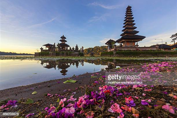 CONTENT] Ulun Danu Batur Temple Bali is one of the biggest Hindu temple in Bali located in Kintamani Bangli The temple is a very special place with a...