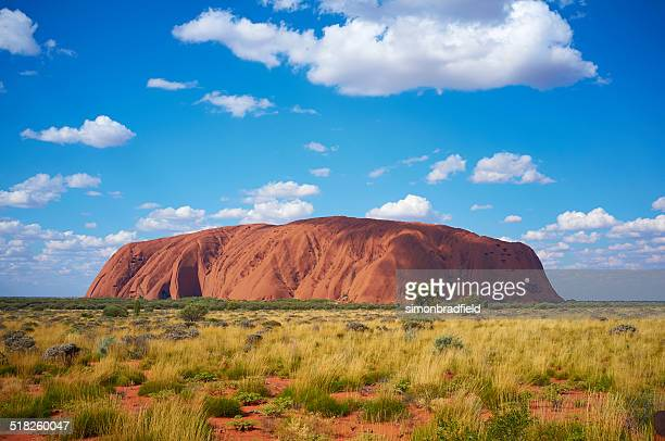 uluru landscape - uluru stock pictures, royalty-free photos & images