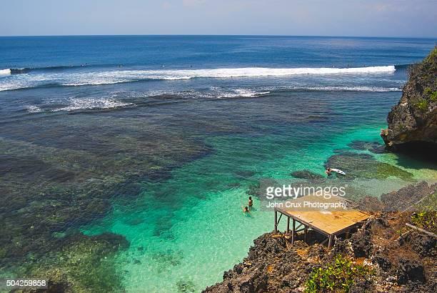 Uluwatu reef