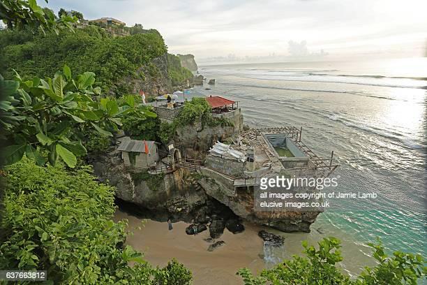 Uluwatu Surf break, South Bali