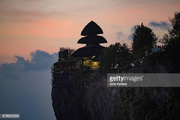 Uluwatu temple Nusa Dua, Bali Indonesia