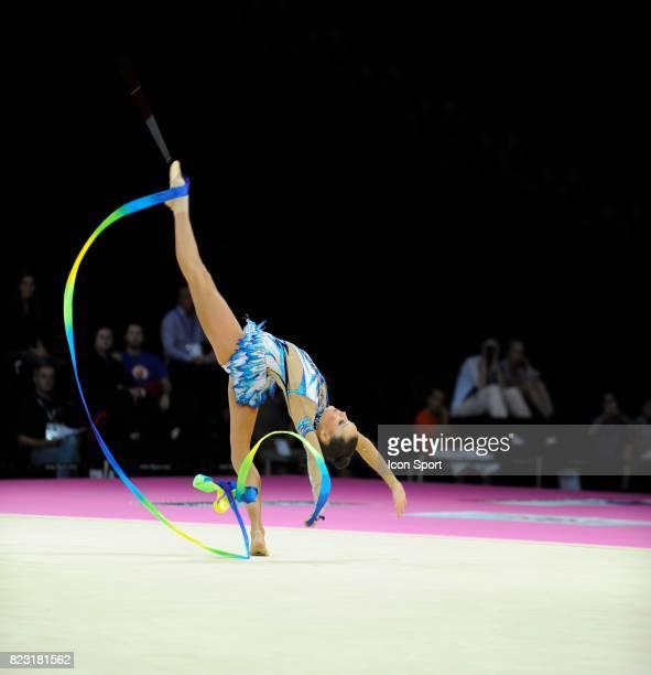 Ulyana Trofimova Ruban Championnats du Monde de Gymnastique Rythmique et Sportive 2011 GRS Montpellier