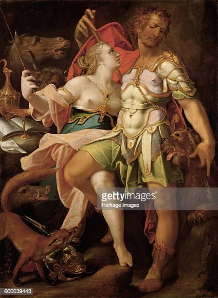 Ulysses and Circe ca 15801585 Found in the collection of Art History Museum Vienne Artist Spranger Bartholomeus