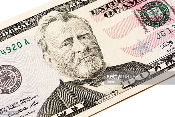 ulysses grant portrait - ulysses s grant stock pictures, royalty-free photos & images