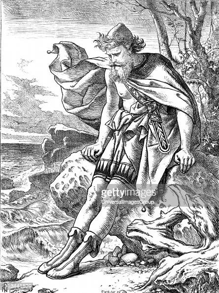 an analysis of the depiction of odysseus in homers poem The odyssey, book i, lines 1-20  the odyssey's depiction of the bard as a minstrel in the service of local kings also  only odysseus still longed to return to.