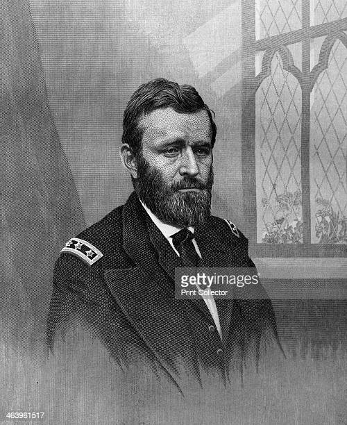 Ulysses S Grant 18th President of the United States 19th century Grant was commander in chief of the Union army during the Civil War and was...