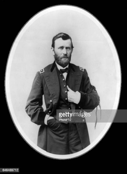 Ulysses S Grant 18th President of the United States During the American Civil War he was GeneralinChief of the Union armies