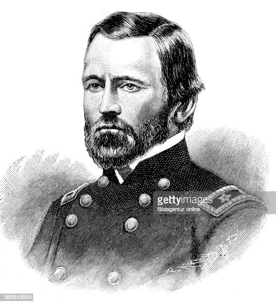 Ulysses S Grant April 27 1822 July 23 he was General of the US Army during the American Civil War and Commanding General at the end of this war and...